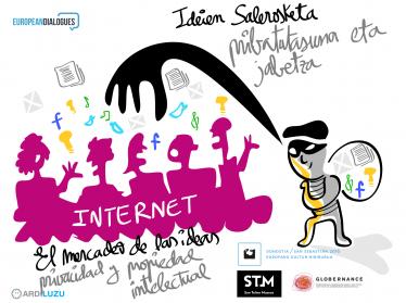 El mercadeo de las ideas: privacidad y propiedad intelectual